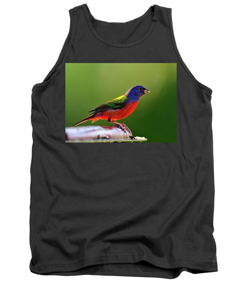 Painting Color Tank Top