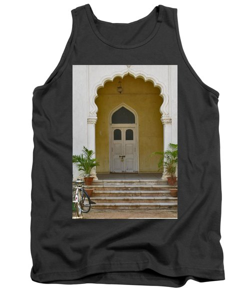Tank Top featuring the photograph Palace Door by David Pantuso