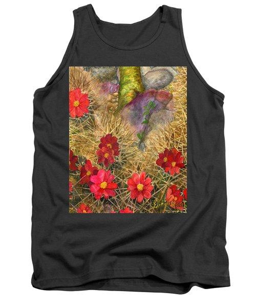 Palo Verde 'mong The Hedgehogs Tank Top
