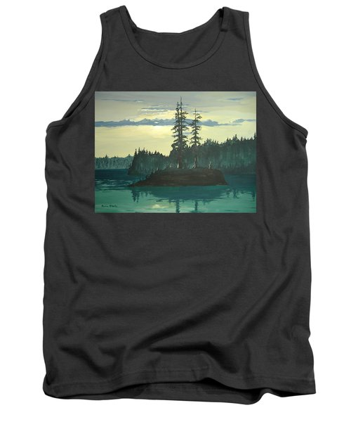 Peace And Quiet Tank Top