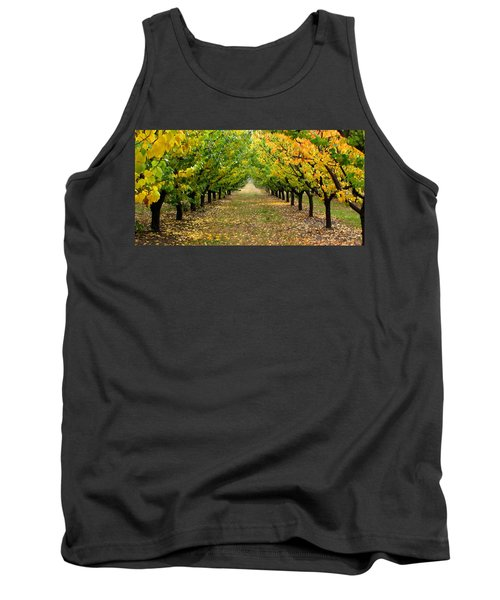 Tank Top featuring the photograph Pear Orchard by Katie Wing Vigil