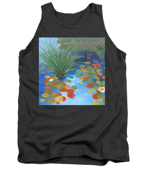 Pond Revisited Tank Top by Gary Coleman