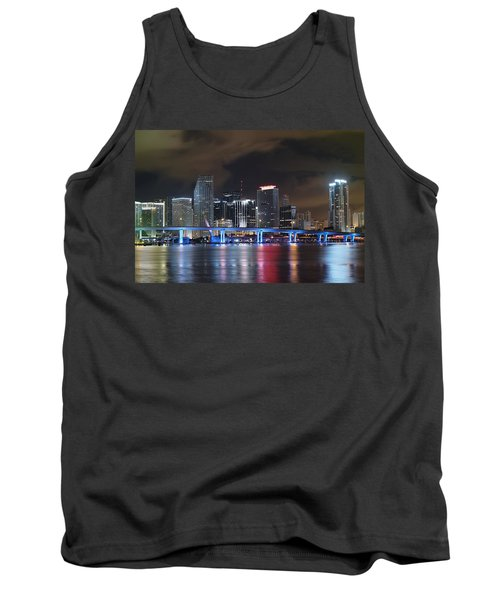 Port Of Miami Downtown Tank Top