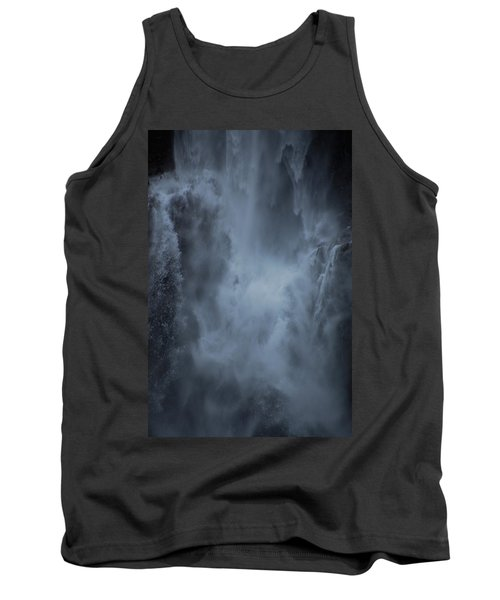 Power Of Water Tank Top by Jonah  Anderson