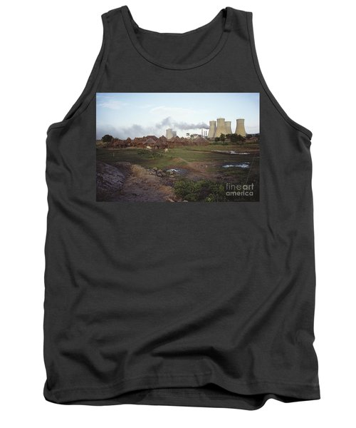 Power Plant, India Tank Top