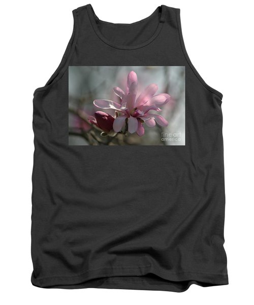 Pristine Pastels Tank Top by Living Color Photography Lorraine Lynch