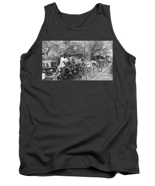 Quiet Tuesday Central Park Tank Top