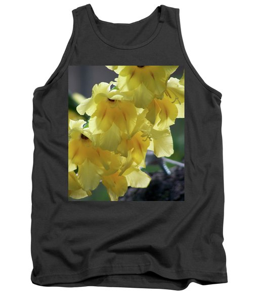 Tank Top featuring the photograph Radiance by Thomas Woolworth