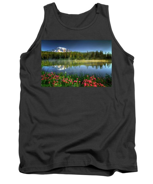 Reflection Lakes Tank Top