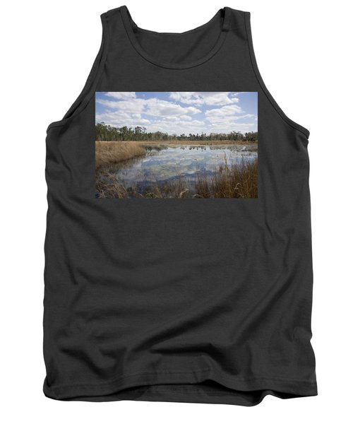Tank Top featuring the photograph Reflections by Lynn Palmer