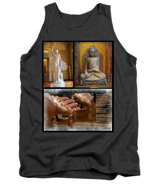 Reflections Of Spirit Tank Top