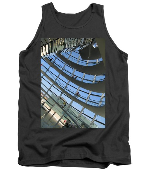 Reichstag Dome Tank Top