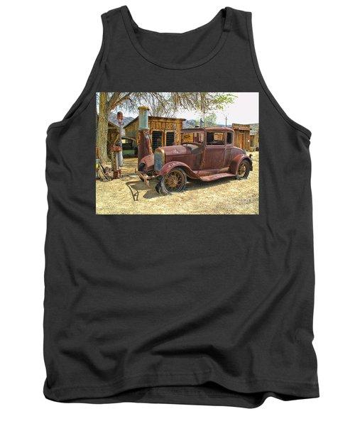 Retired Model T Tank Top