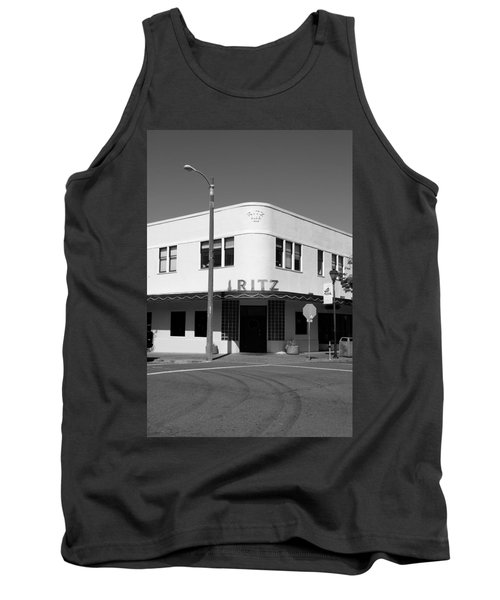 Ritz Building Eureka Ca Tank Top