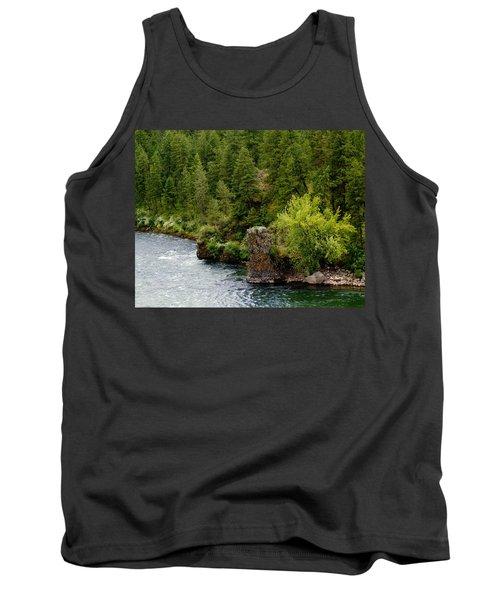Rockin The Spokane River Tank Top