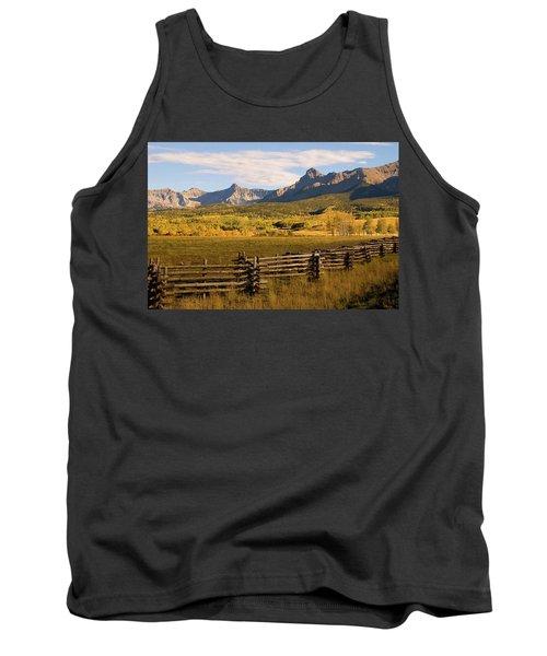 Rocky Mountain Ranch Tank Top