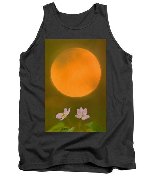 Rue Anemone And The Rising Sun Tank Top