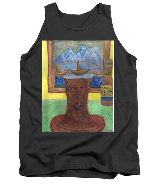Sail A Head  Tank Top