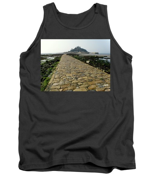 Tank Top featuring the photograph Saint Michael's Mount by Lainie Wrightson