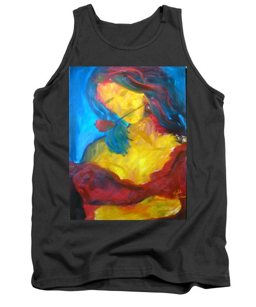 Sangria Dreams Tank Top by Keith Thue
