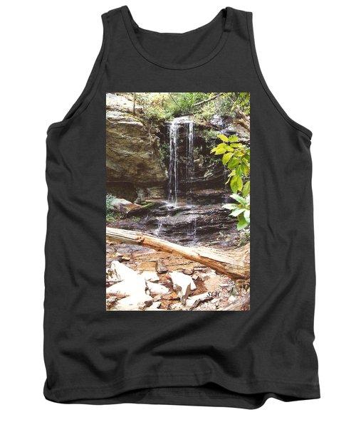 Scenic Waterfall Tank Top