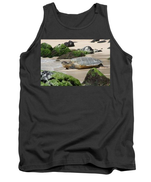 Sea Turtle 1 Tank Top