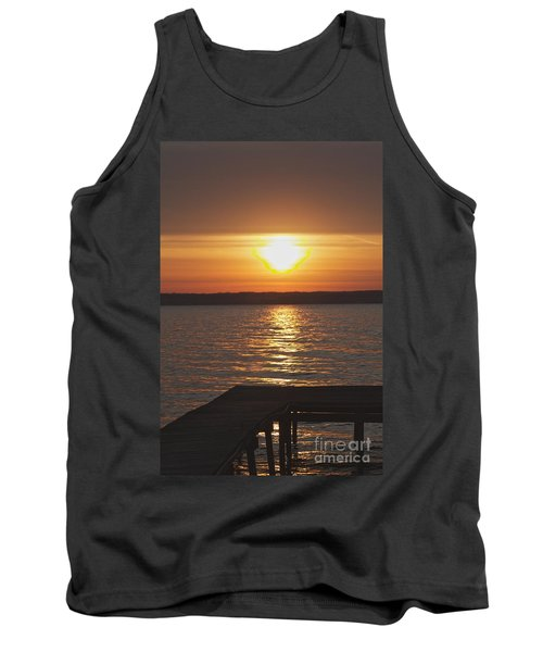 Tank Top featuring the photograph Seneca Lake by William Norton