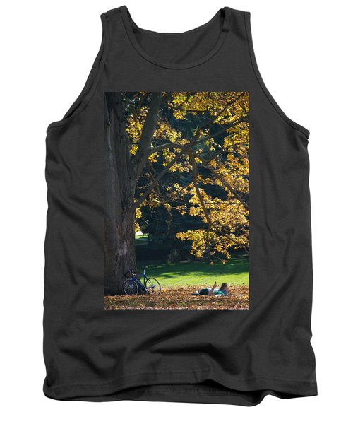 Tank Top featuring the photograph September Dreams by Joseph Yarbrough
