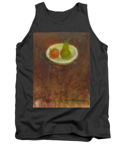 Tank Top featuring the painting Side By Side by Kathleen Grace
