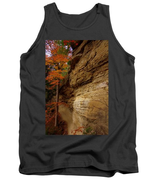 Side Winder Tank Top