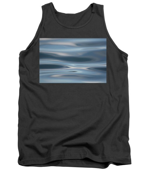 Sky Waves Tank Top by Cathie Douglas