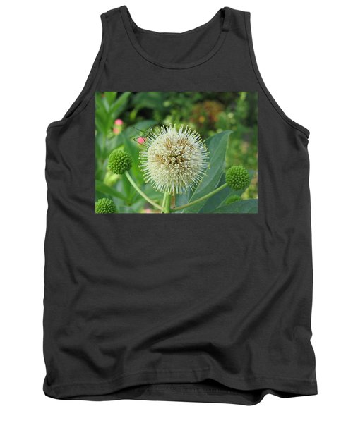 Snakeroot Rider Tank Top by Mark Robbins