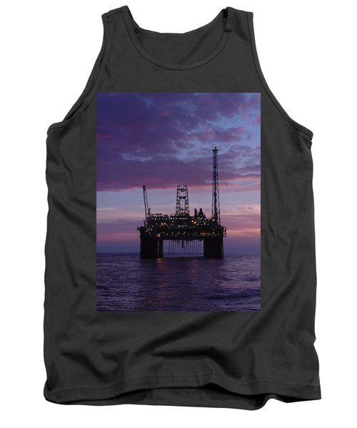 Snorre At Dusk Tank Top