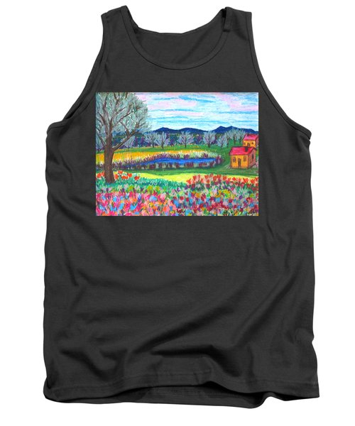 Somewhere Else Tank Top