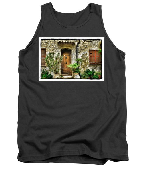South Of France 1 Tank Top