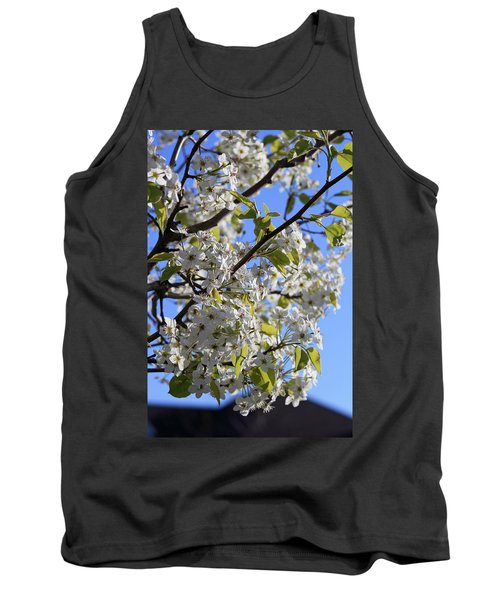 Tank Top featuring the photograph Spring Blooms by Kay Novy