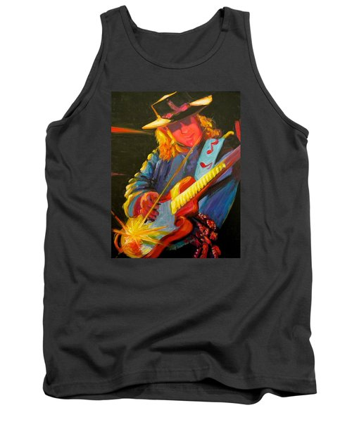 Stevie Ray Vaughn Tank Top