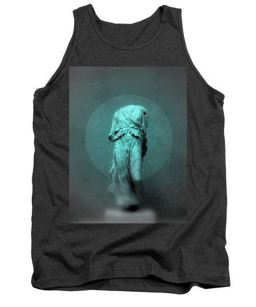 Still Life - Robed Figure Tank Top