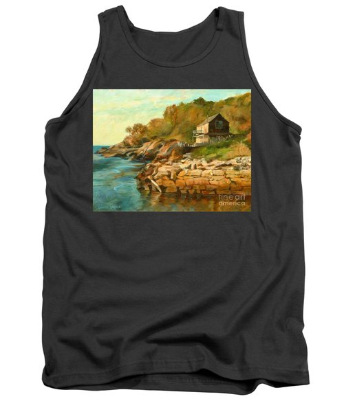 Summer Cottage Tank Top