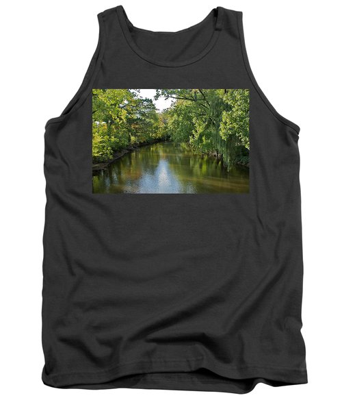 Tank Top featuring the photograph Summer Light by Joseph Yarbrough