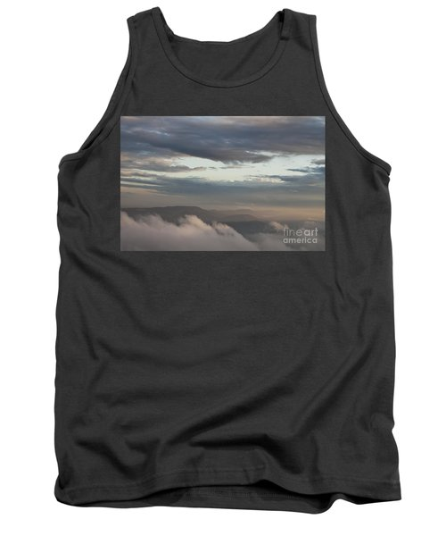 Sunrise In The Mountains Tank Top by Jeannette Hunt