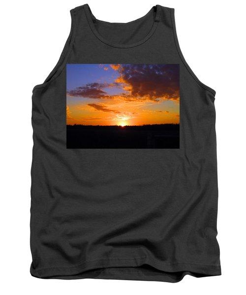 Sunset In Wayne County Tank Top
