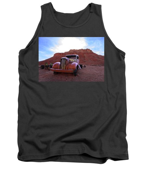 Tank Top featuring the photograph Sweet Ride by Susan Rovira