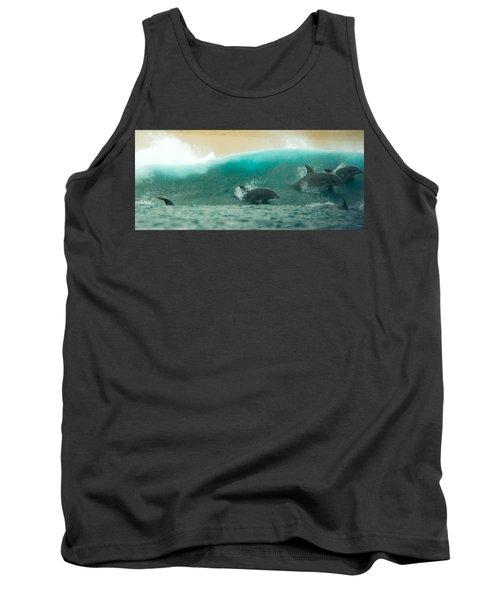 Swim Thru Tank Top
