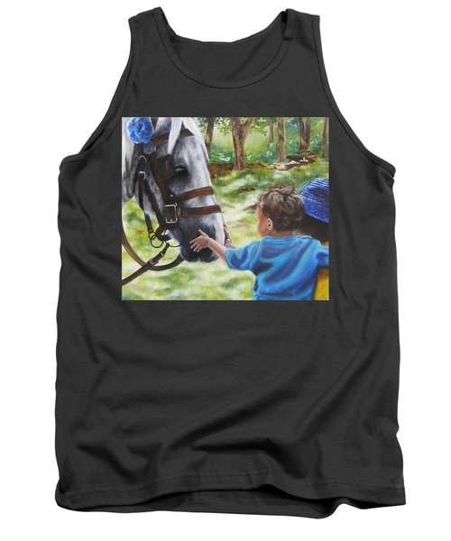 Thank You's Tank Top
