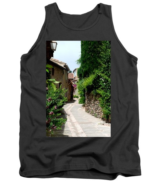 The Alley Tank Top