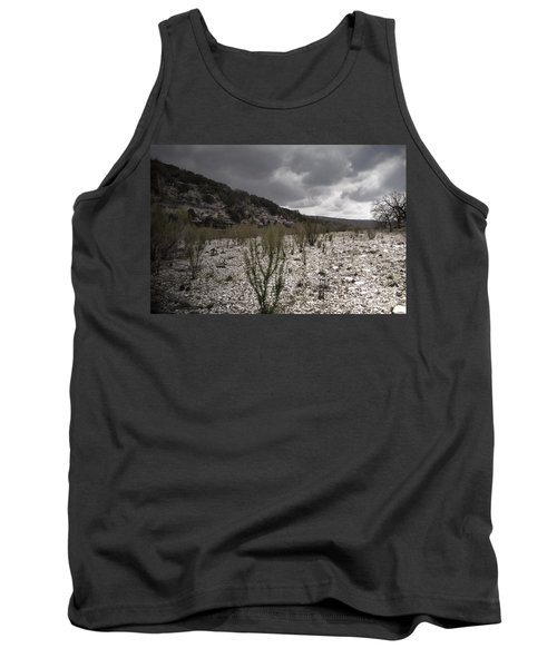 The Bank Of The Nueces River Tank Top