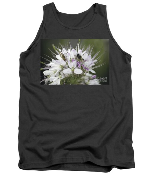 The Beetle And The Bee Tank Top