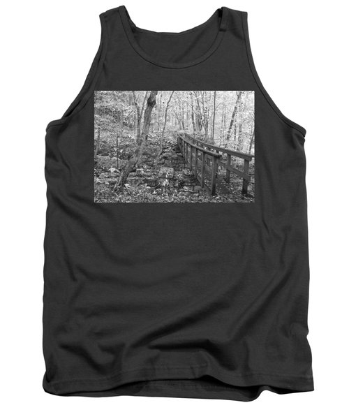The Crossing Tank Top by David Troxel
