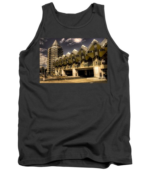 The Cube House  Tank Top